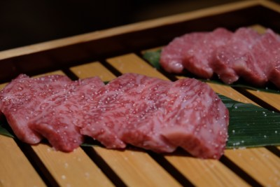 Aburiya Boat Quay Where You Find All The Premium Japanese Wagyu Beef - Closer look at the fine Wagyu marbling