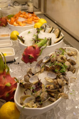 Rasa Sayang BBQ Seafood Buffet At The Royale @ Mercure Singapore Bugis - Seafood on Ice
