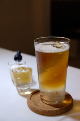 Butter At 35 North Canal Road Where Drinks and Dishes Meet - Tea alcohol