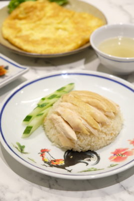 Go-Ang Kaomunkai Pratunam Chicken Rice Awarded Michelin Bib Gourmand In Thailand Is Now At Nex - Single Portion Chicken Thigh (S$5.50)