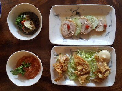 Mister Wu, Delicious and Value-for-money Lunch Set - Sides