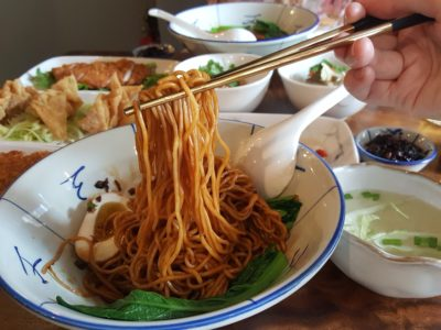 Mister Wu, Delicious and Value-for-money Lunch Set - Lifting Noodle