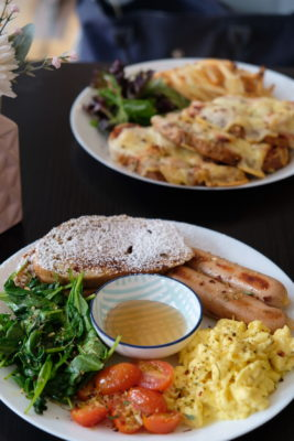 Spatula At Bussorah Street, From Bakery To Cafe - Brunch Platter ($17)