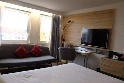 Novotel Strasbourg Centre Halles Hotel With Good Location - Another view