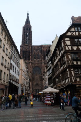Strasbourg Travel, Must See & Do, Must Eat in 28 Hours - Cathédrale Notre Dame de Strasbourg