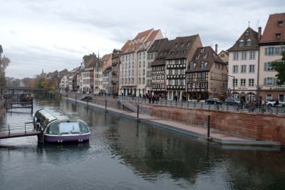 Strasbourg Travel, Must See & Do, Must Eat in 28 Hours - A view of Strasbourg