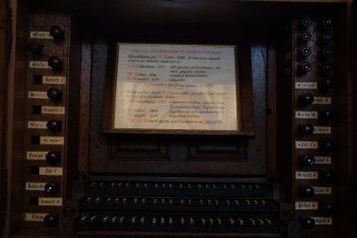Strasbourg Travel, Must See & Do, Must Eat in 28 Hours - A closer look of the Organ played by Mozart