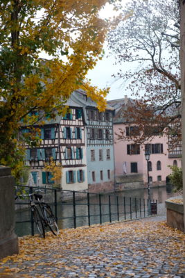 Strasbourg Travel, Must See & Do, Must Eat in 28 Hours - One of My Favourite view for Day 1