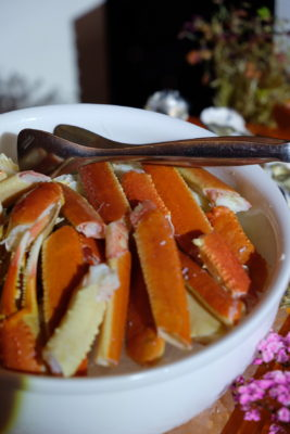 The Carvery's Festive Forest Feast At Park Hotel Alexandra - Snow Crab