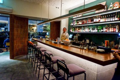 Telok Ayer Arts Club Serving Health Option With Alcohol - A view