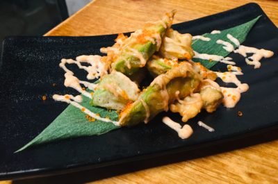 """Wild Market Goes """"Wild"""" with Exciting Multiroom Concept and Delectable Delights - Avocado Mentaiko ($7.80)"""