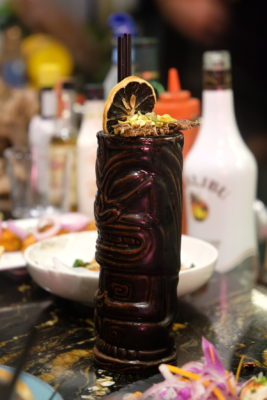 Flying Monkey's New Cocktail Menu With Indian Elixir And Spices - Master Blaster  ($20)