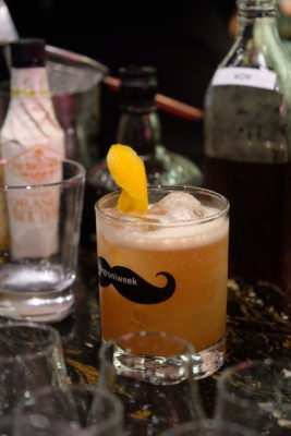 Flying Monkey's New Cocktail Menu With Indian Elixir And Spices - Mumbai To Milan ($19)