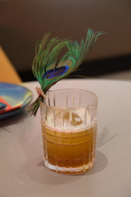 Flying Monkey's New Cocktail Menu With Indian Elixir And Spices - Flying Monkey ($20)
