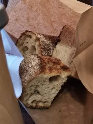 La Royale Lille, A Tiny Bistrot In The Old City Centre - Complimentary Bread