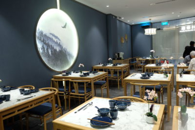Crystal Jade Jiang Nan Reopens At VivoCity Showcasing Jiang Nan And Sichuan Specialties - Another view of interior