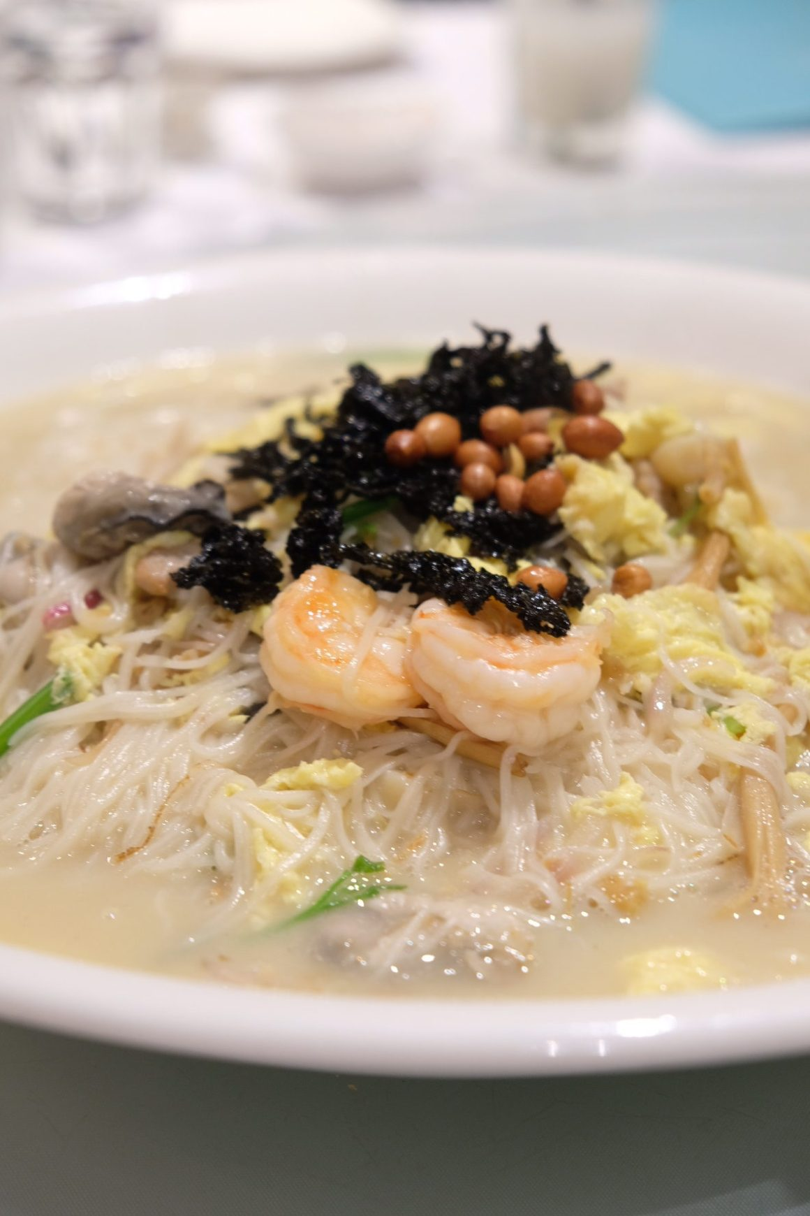 Best restaurants For Your Chinese New Year 2019 Reunion Dinner In Singapore - Putien, Longevity Noodles