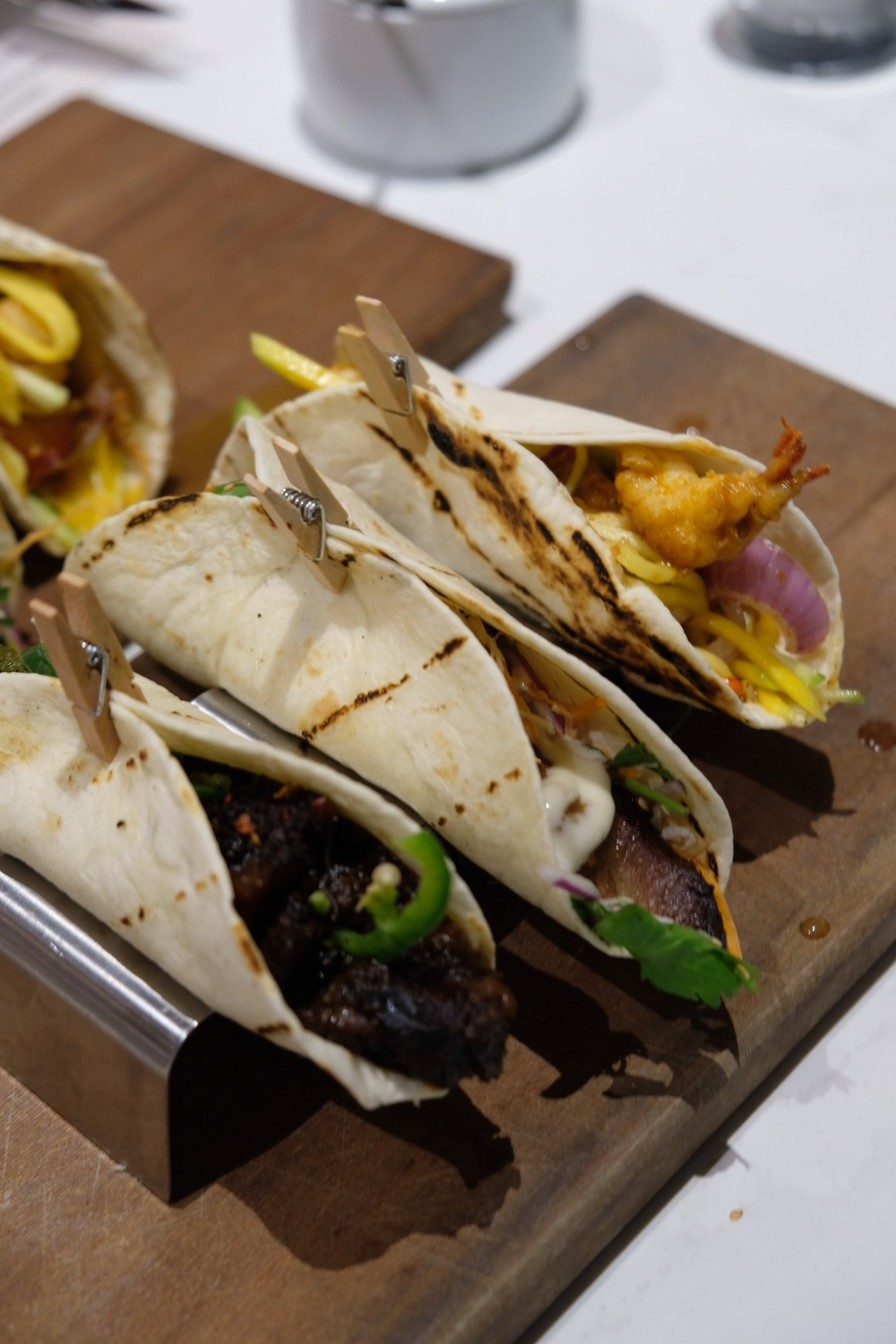 Caption Tasty Taco And Mount-Garita At Crossroad Cafe, Singapore Marriott - Taco Alt Text