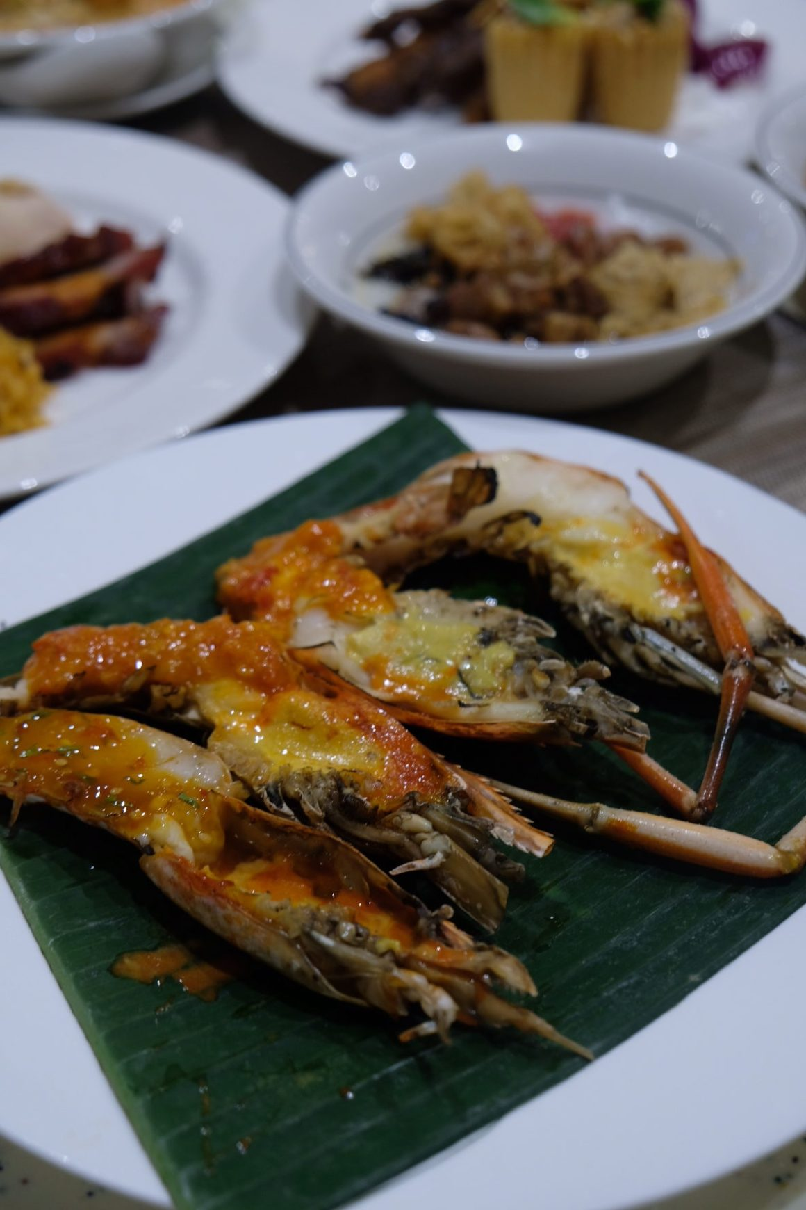 Heritage Flavours and Premium Madness Buffet At Ginger, PARKROYAL On Beach Road - River Prawn