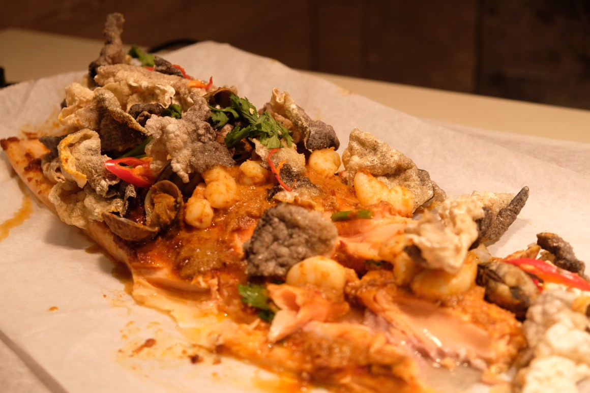 Heritage Flavours and Premium Madness Buffet At Ginger, PARKROYAL On Beach Road - Fish