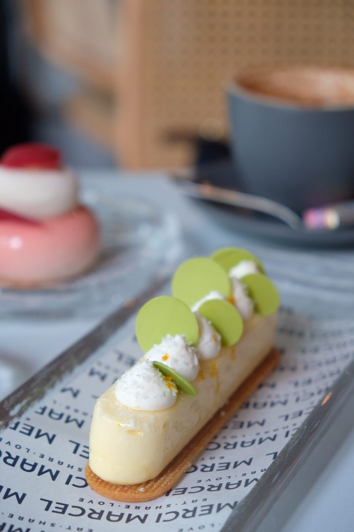 Merci Marcel x A Summer In Paris Offers 4 French Patisserie - Exotic ($12)