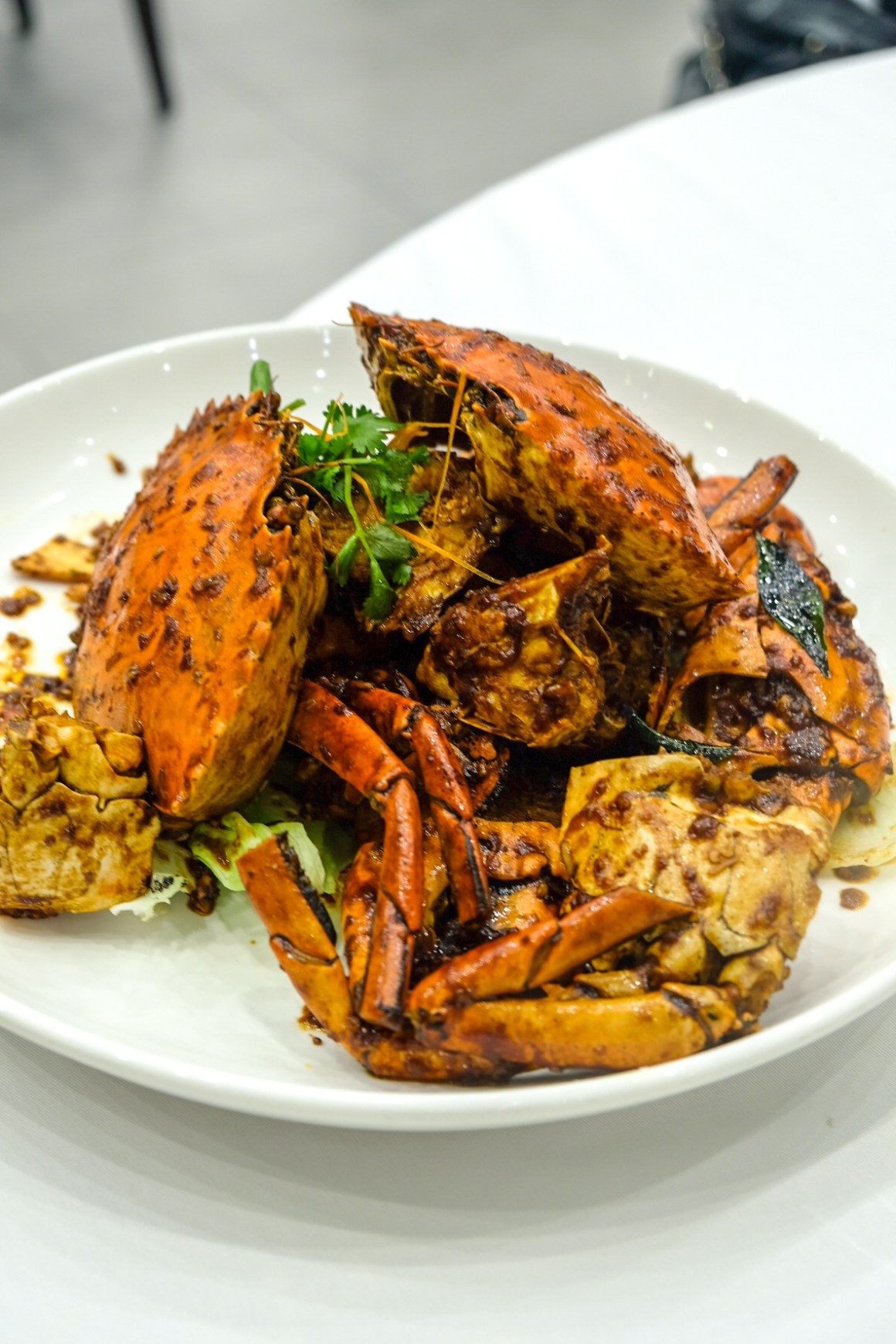Diamond Gan Xiang Crab (market price)