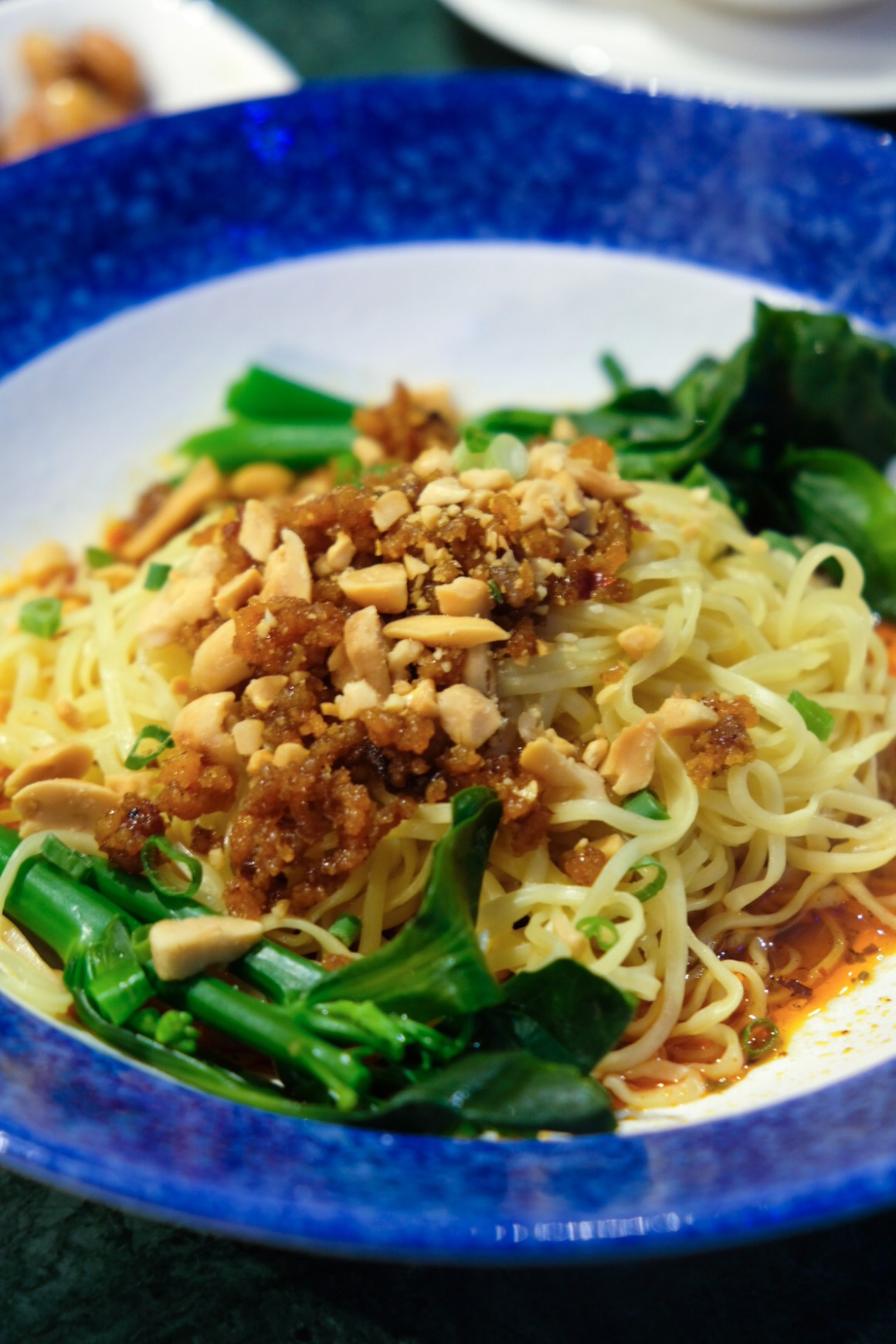 Chengdu Homemade Dan Dan Noodle with Minced Pork