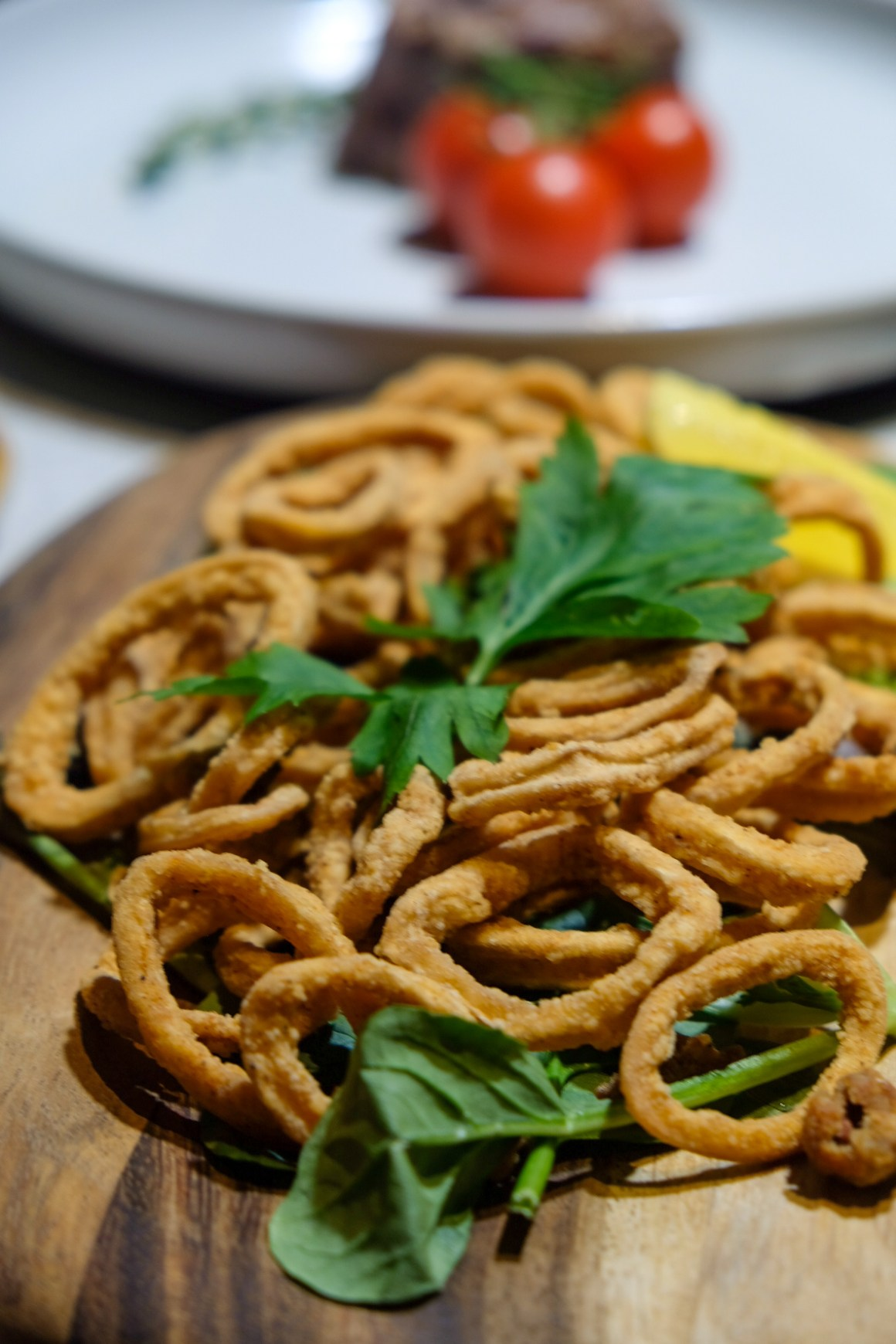 Rumours Bar & Grill @ Jewel Changi, Second Outlet - Calamari ($8.80)
