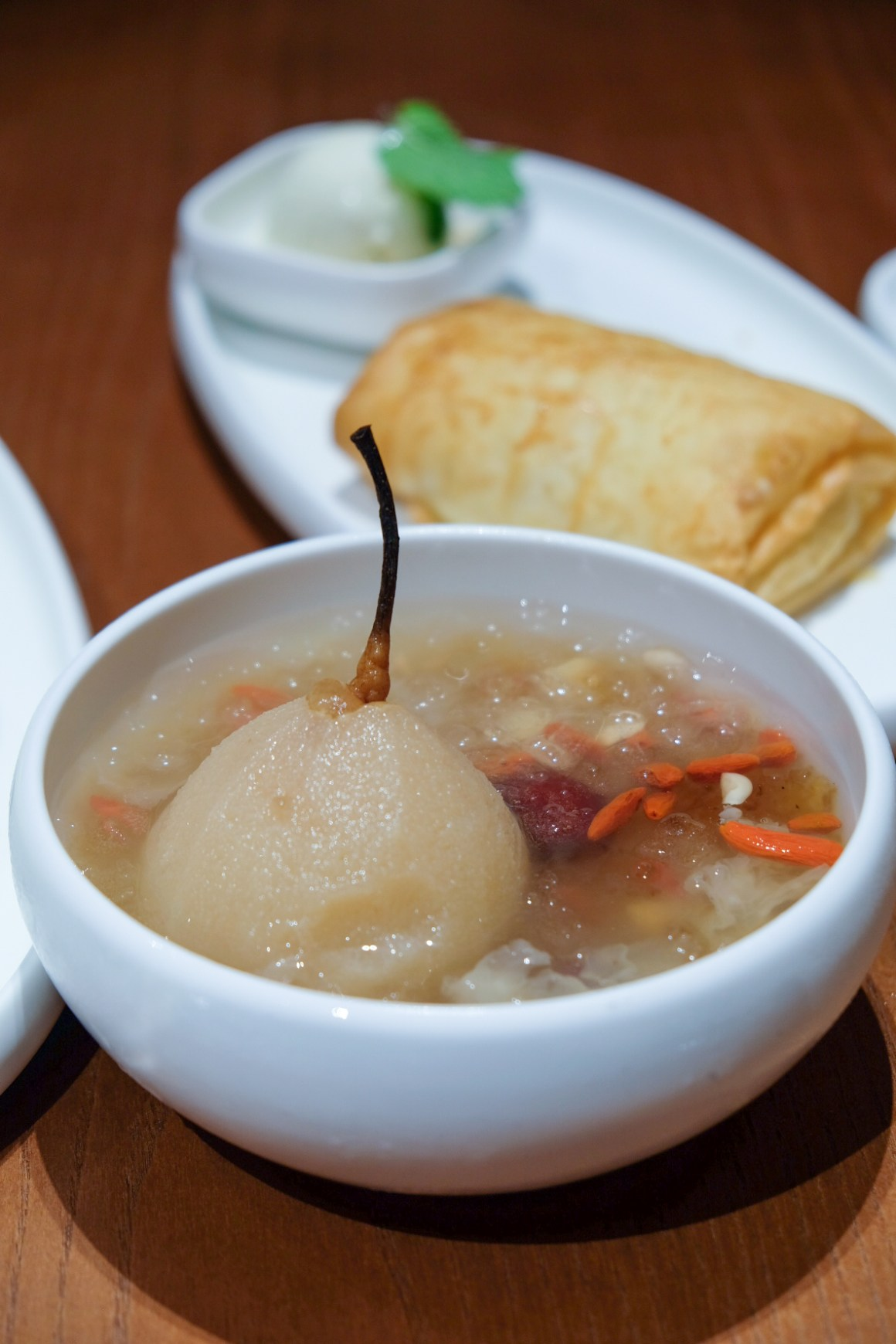 Double-boiled Tianjin Pear
