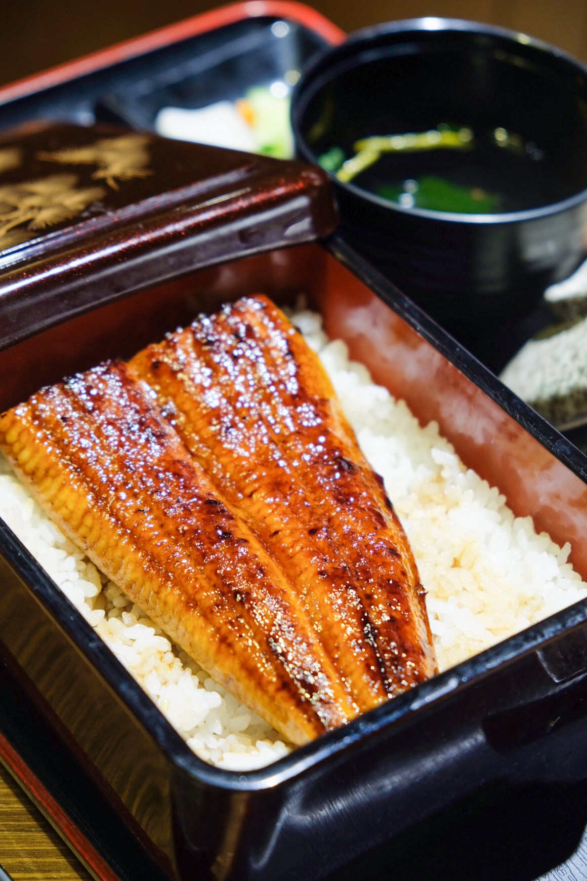 UnaUna Serving $9.80 Charcoal-Grilled Unagi Hitsumabushi At Bugis+ - Unaju ($19.80-regular |  $29.80-double)