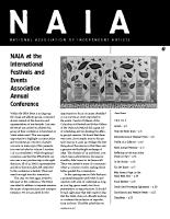 Newsletter #4 (Fall 1998)