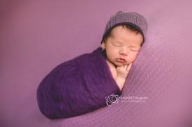 Sesión Newborn, Leo