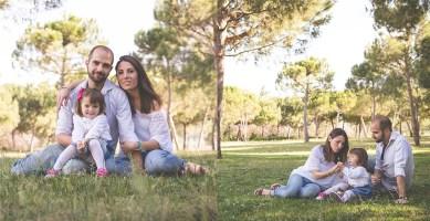 Sesiones familiares en Valencia
