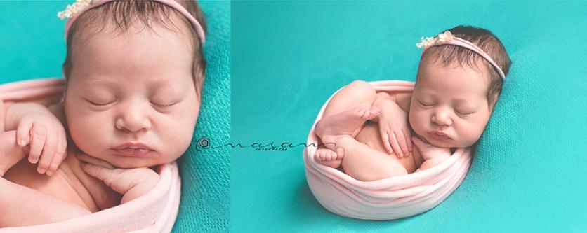 Newborn Lucía