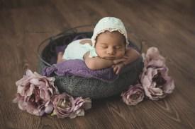 Fotografía de recién nacidos en Valencia