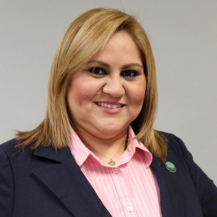Ana Maldonado, BA