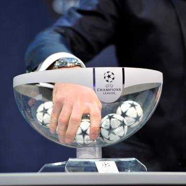 UEFA Champions League Draw: Manchester Utd draw PSG as Ronaldo, Messi face off
