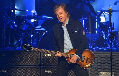Paul McCartney to release solo album in December
