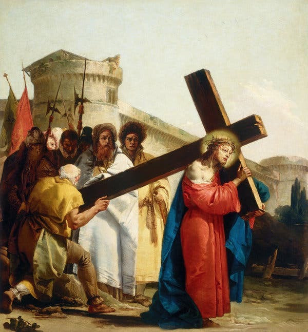 What It Means to Worship a Man Crucified as a Criminal