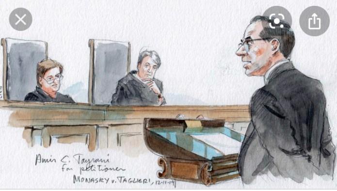 News Analysis: Virtual court proceedings child of necessity