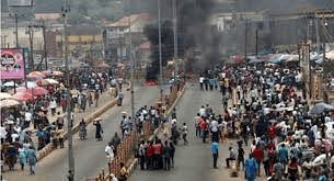 Ondo state university suspend academic activities as protests trail Saturday's accident