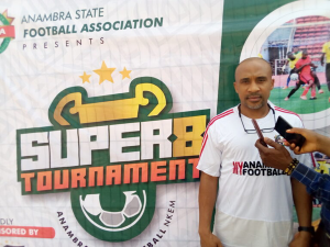 Super 8: 756 players, officials undergo COVID-19 test in Anambra