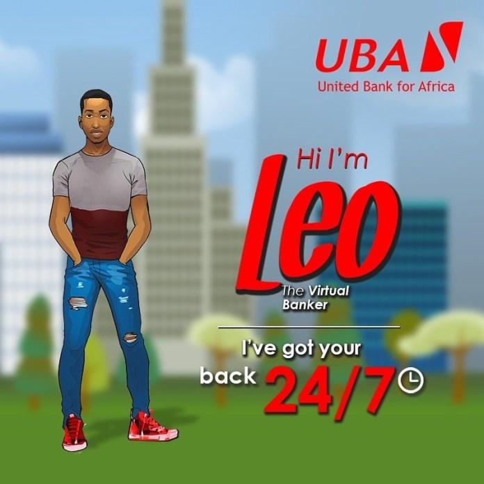 UBA's LEO: Celebrating three Years of Revolutionised Banking Services