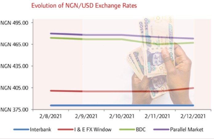 Naira Strengthens Against the Greenback at BDC, Parallel Markets…