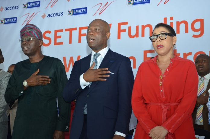 Access Bank's W Initiative partners Lagos State Government to help Female Entrepreneurs flourish