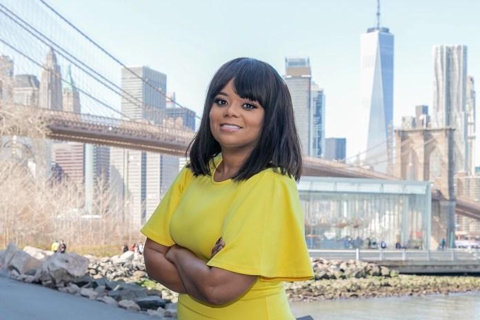 Brooklyn Borough presidential candidate Trisha Ocona supports Bill to create 'cease-and-desist' zone