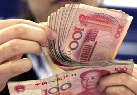 China's yuan firms after PMI, Indonesia's rupiah declines