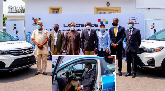 LASG, CIG Motors unveil 1,000 SUVs as taxis for Lagosians