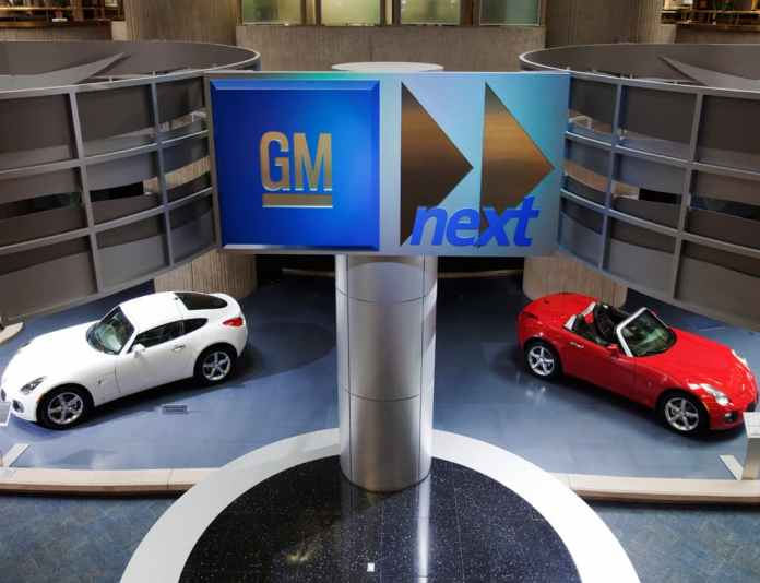 GM further cuts production in North America due to global chip shortage