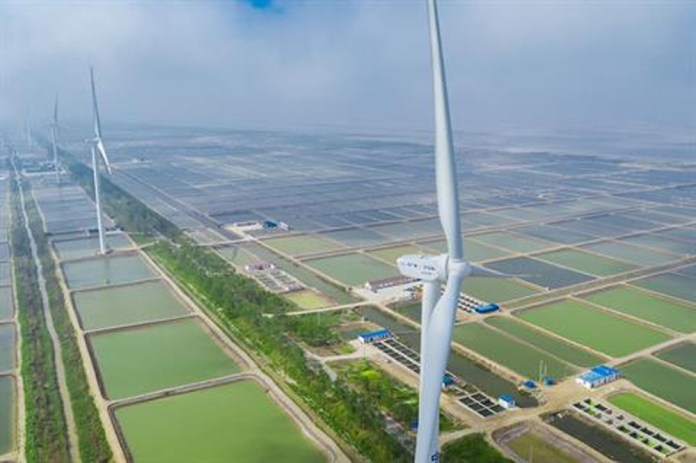 China Installed A Record-Breaking 52GW Of Wind Power In 2020